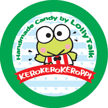 Kerokerokeroppi Handmade Candy by LollyTalk