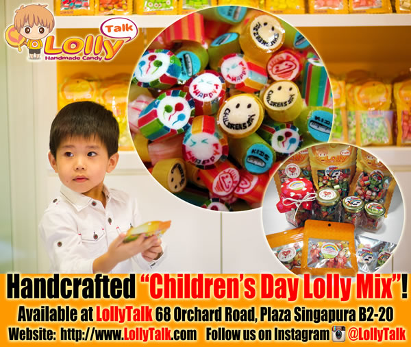 Children's Day Lolly mix