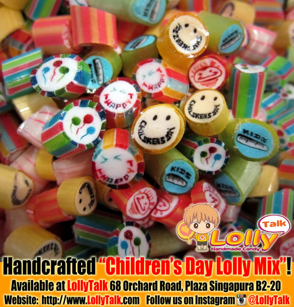 Children's Day 2015 Lolly Mix
