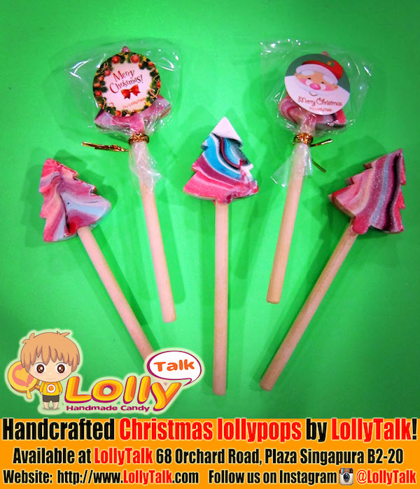 Christmas Lollypops 2015