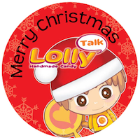 Christmas Comes to LollyTalk
