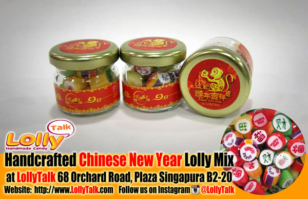 CNY lollies by LollyTalk in 20g bottles