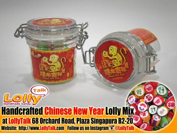 CNY lolly mix in Clip-on bottles