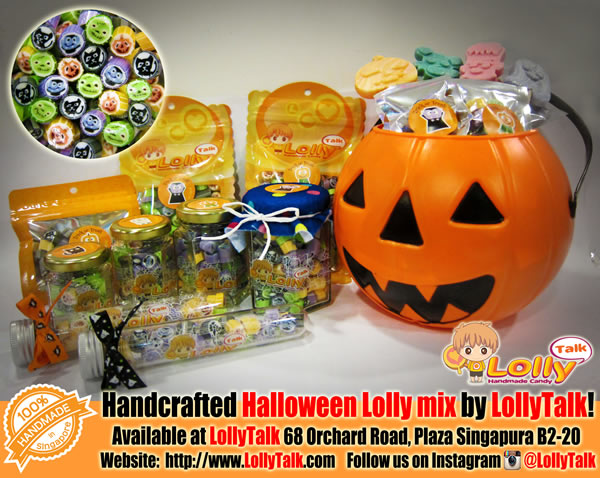 Halloween Lollies by LollyTalk
