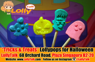 Halloween Lollypops by LollyTalk
