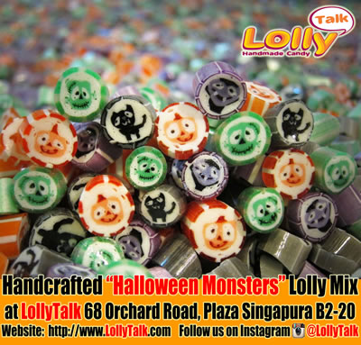 Halloween Lolly Mix 2016