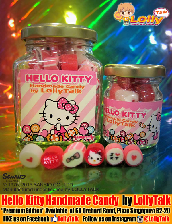 Hello Kitty Handmade Candy by Lollytalk Premium Edition