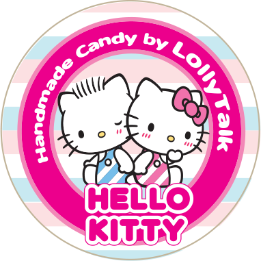 Hello Kitty Handmade Candy by LollyTalk