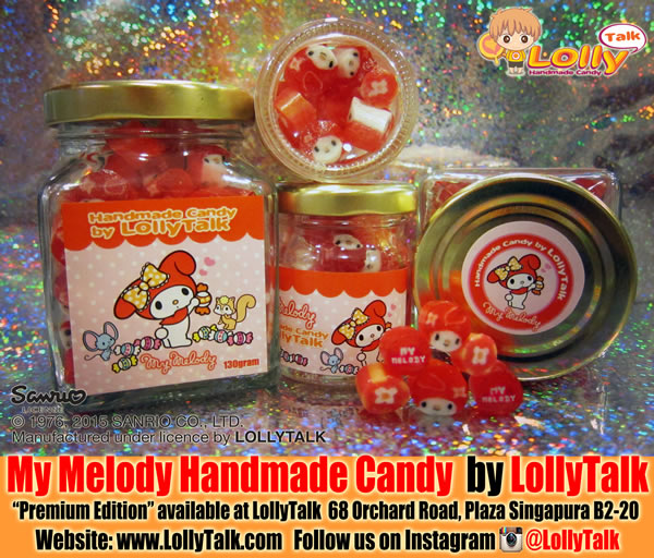 My Melody Handmade Candy