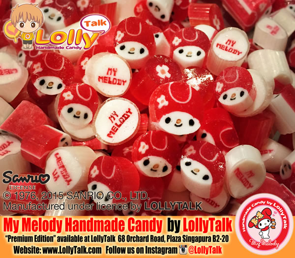 My Melody Handmade Candy by LollyTalk; Premium Edition