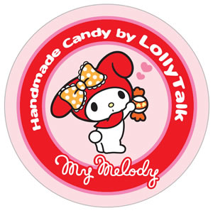 My Melody Handmade Candy by LollyTalk