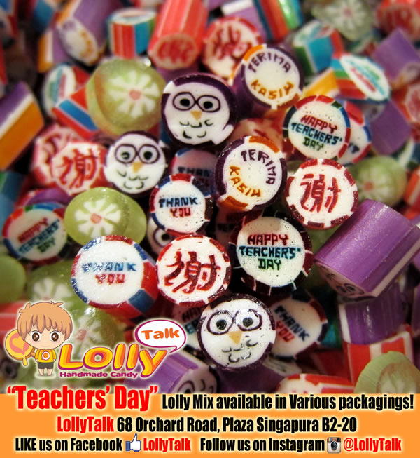 Teachers Day Lolly Mix Full Mix