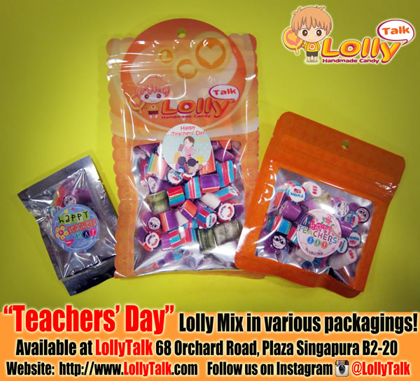 Teachers Day Lolly Mix 2015